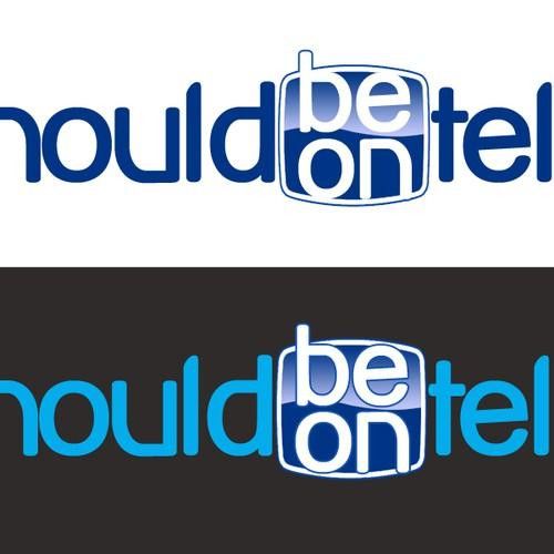 Online TV channel logo design