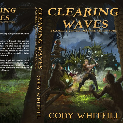 clearing waves book cover