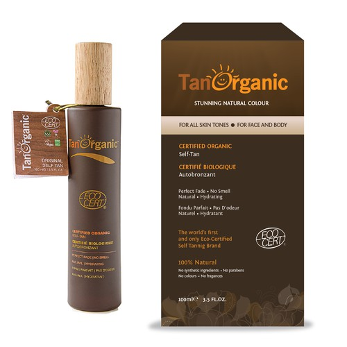Create a winning style for TanOrganic