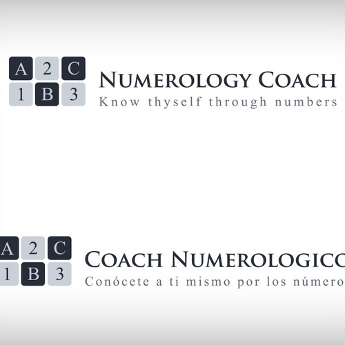 Numerology Coach Logo