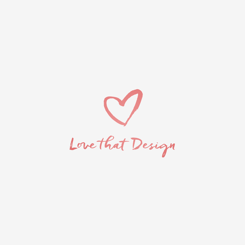 Handmade Logo for Products with Love