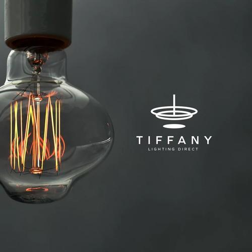 Logo concept for Tiffany Lighting