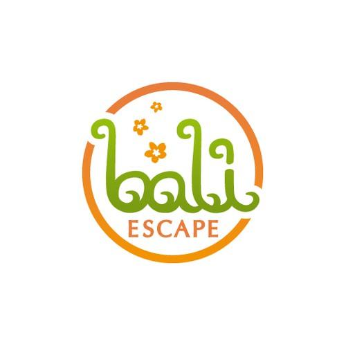 Create the next logo for Bali Escape