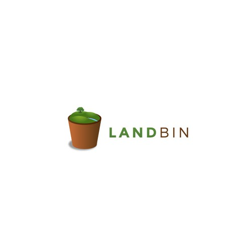 Logo for Land Bin