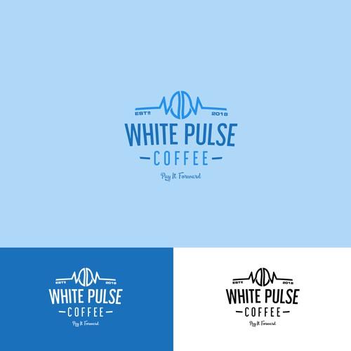 white pulse coffee