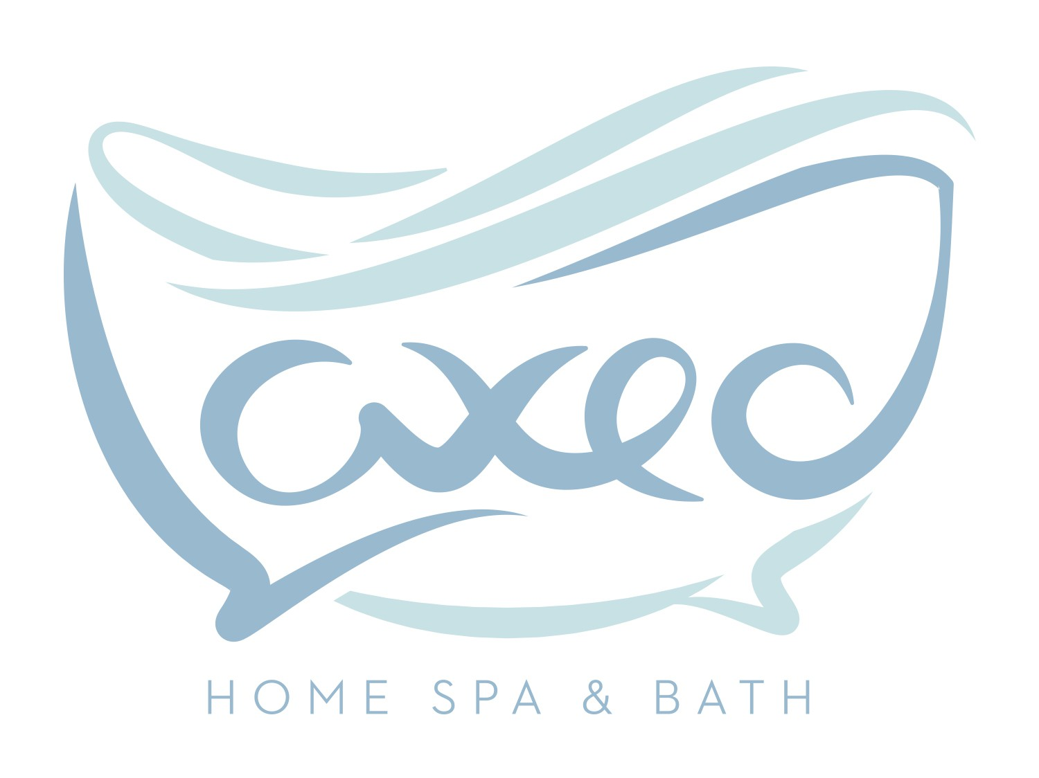 Create a fun yet elegant and classic logo design for the new bath and body company, Laxed.