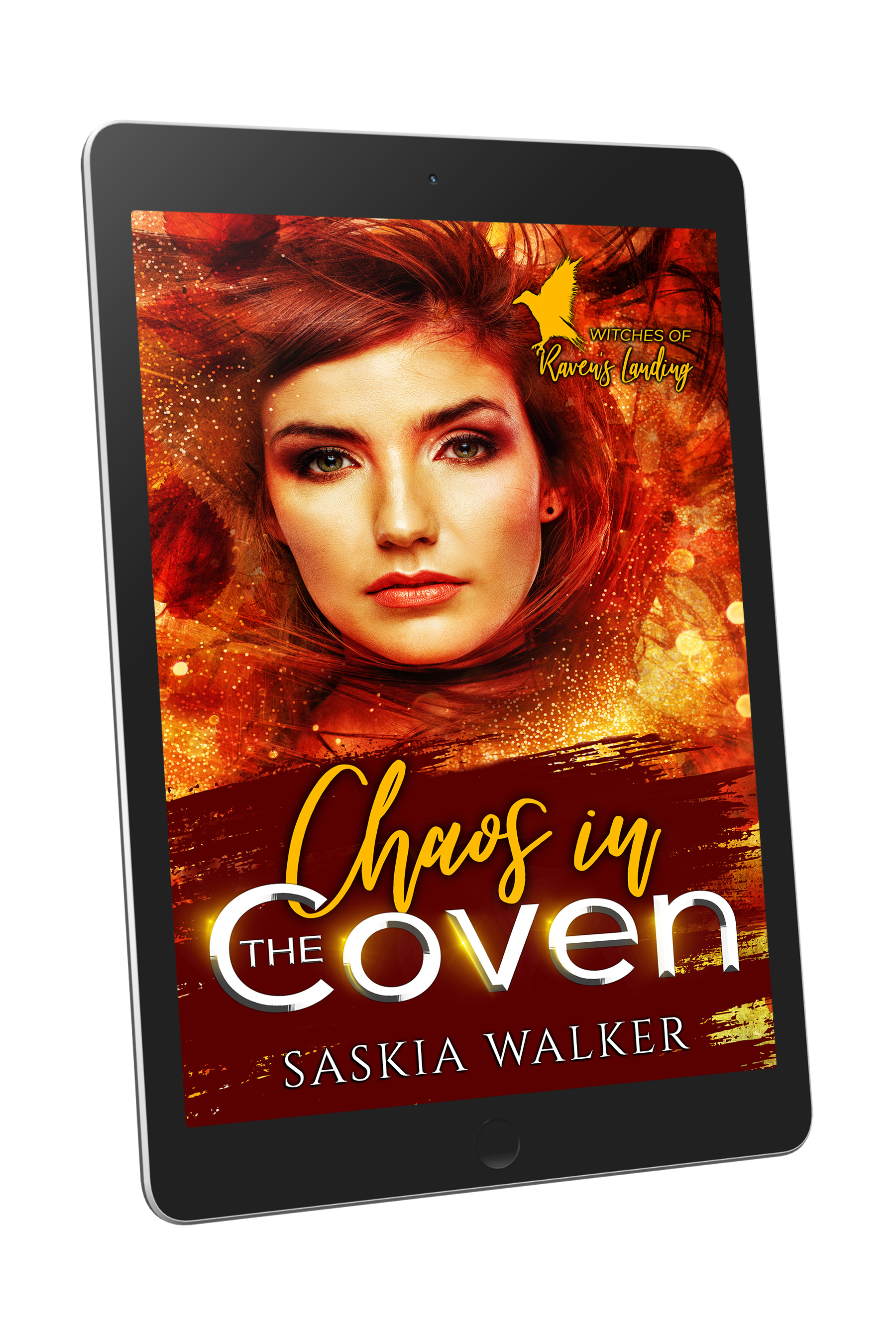 Chaos in the Coven (Book 3 Witches of Raven's Landing)