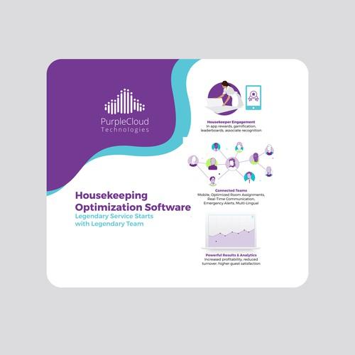 Housekeeping Optimization Software