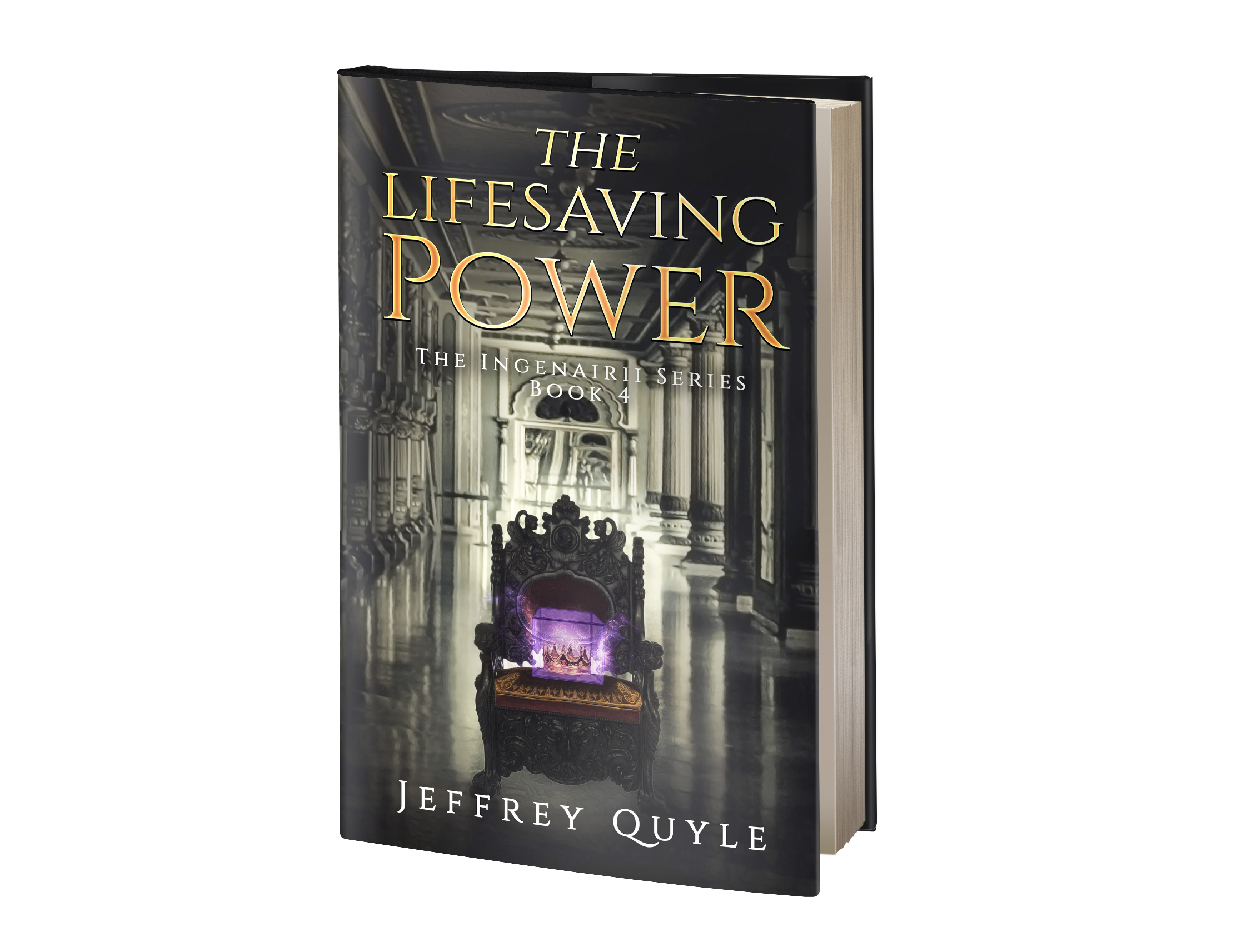 The Lifesaving Power book cover