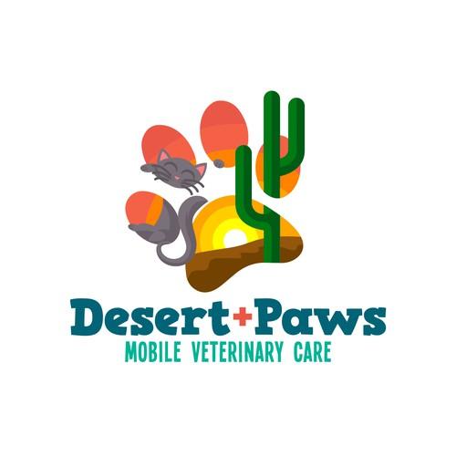 Desert Paw