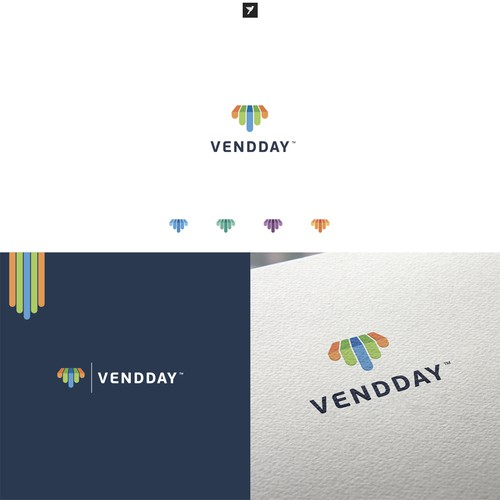 Logo design for Vendday