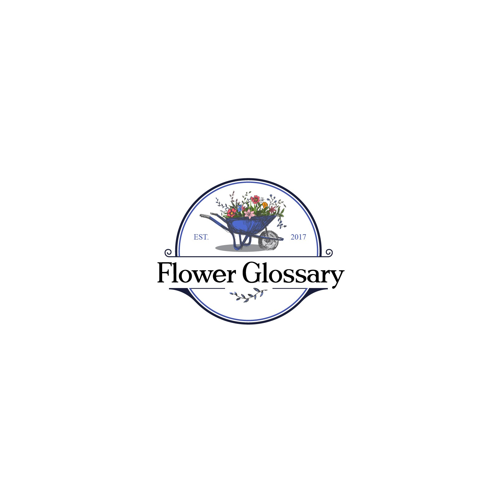 Popular Flower Site Needs its First Professional Logo