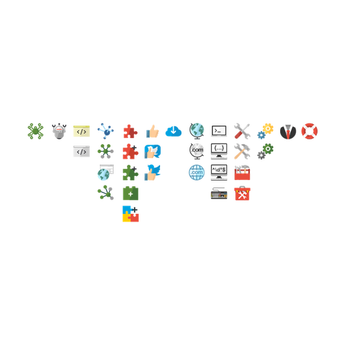 Create awesome icons for SeoTools for Excel