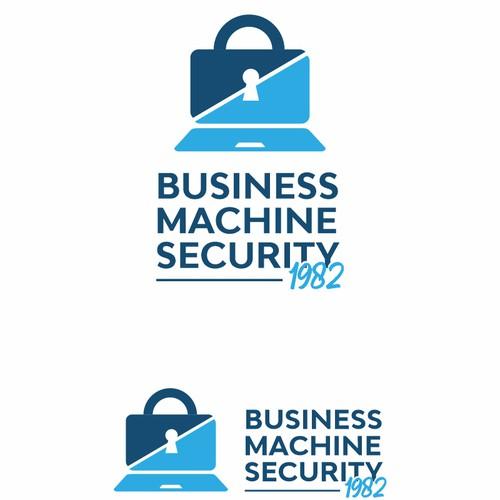 Logo machine