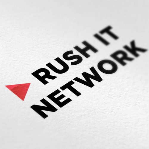 Rush It Network Logo
