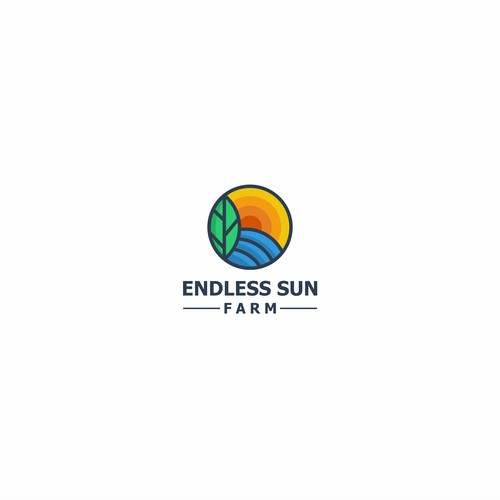 Logo for Endless Sun Farm