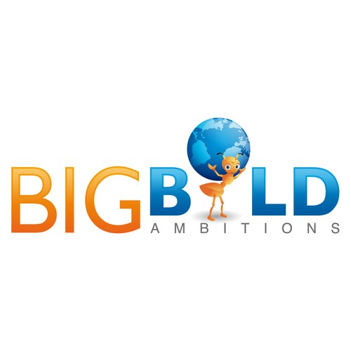 Create the next logo for Big Bold Ambitions