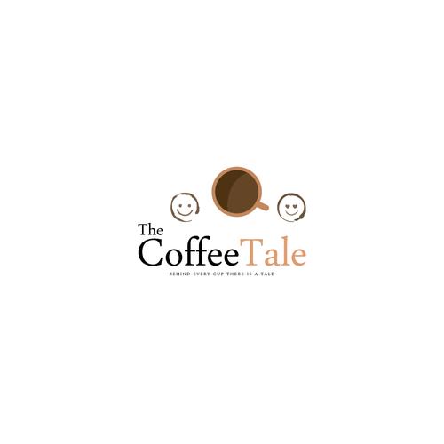 Logo concept for coffee shop