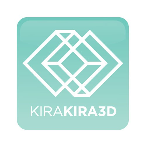 App and logo design for 3D education