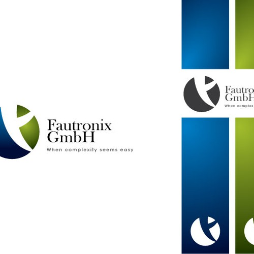 Logo for Fautronix GmbH - When complexity seems easy!