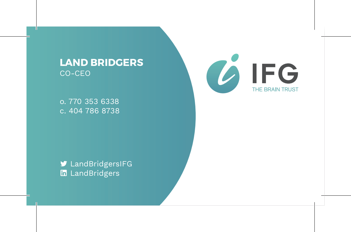 IFG Business Card
