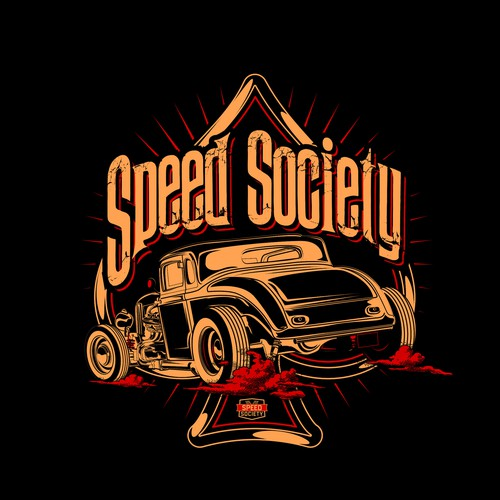 hot rod tshirt