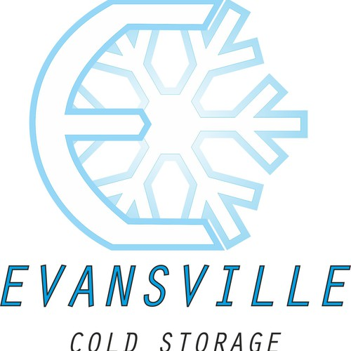 Create the next logo for Evansville Cold Storage