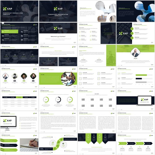 Powerpoint Presentation for XAP