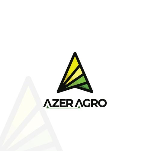 Agriculture Clean Logo design