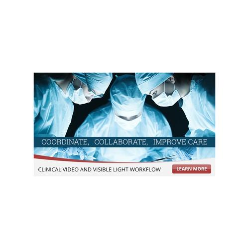 Medical Banner Ad