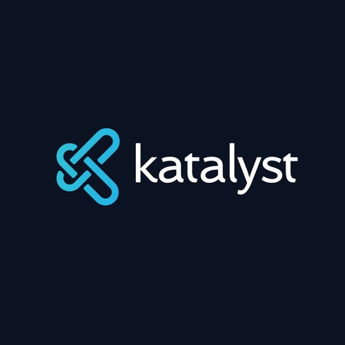 Katalyst needs a modern logo to inspire positive change