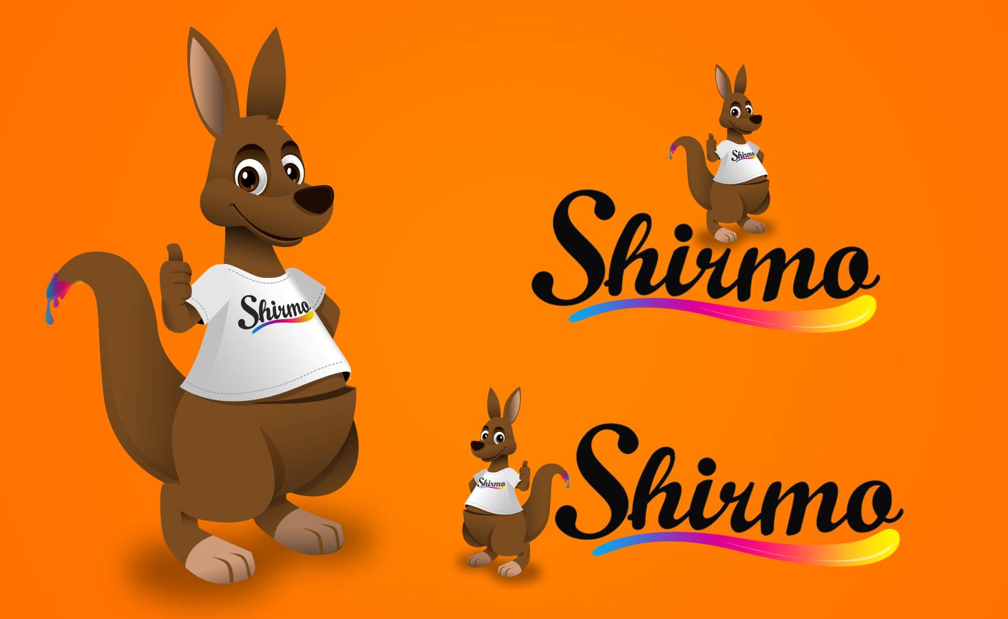 Create the next logo for Shirmo