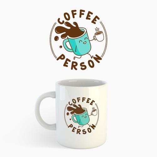 Coffee person