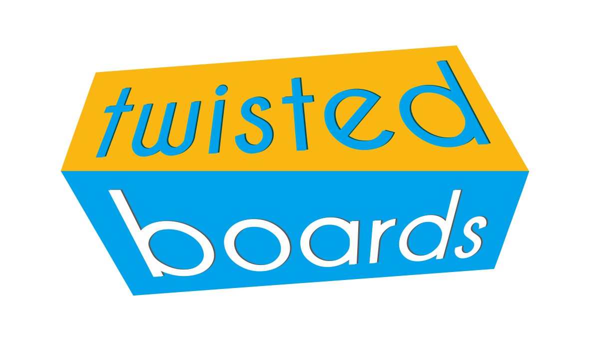 New logo wanted for Twisted Boards