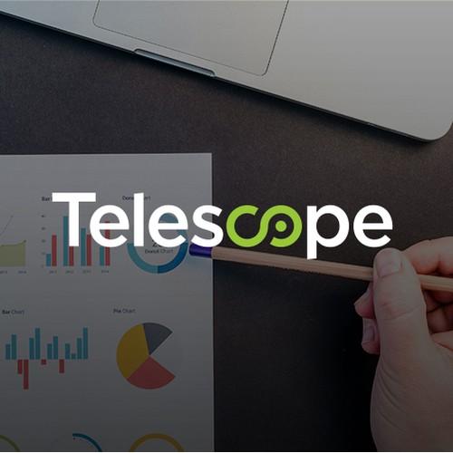 Telescope Wordmark