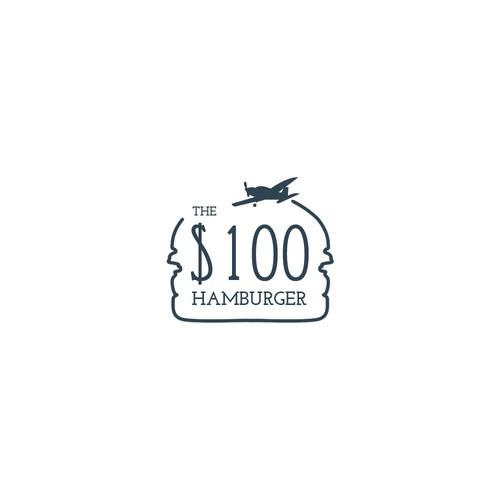 Logo for 100 dollar hamburger