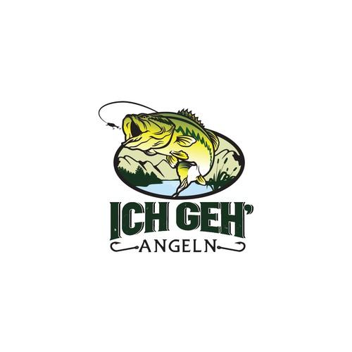Ich geh' angeln