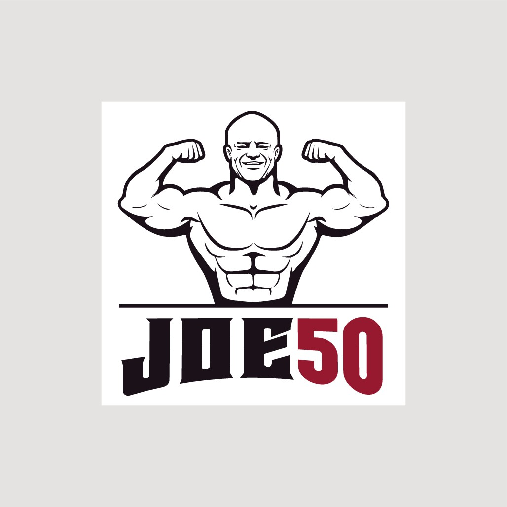 Looking for a logo for my business helping people to get in shape who are over 50 years old.