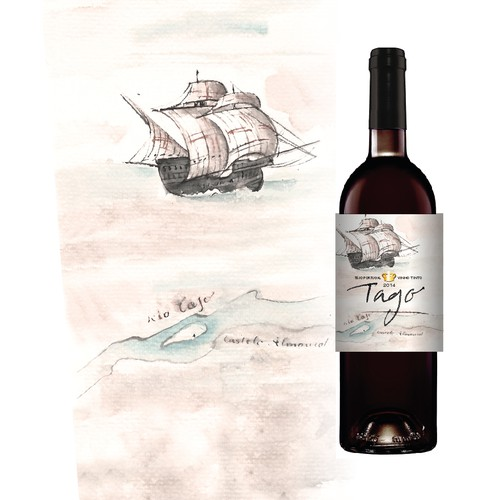 WINE FROM SPAIN
