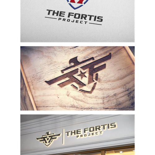 STRONG LOGO FOR THE FORTIS PROJECT