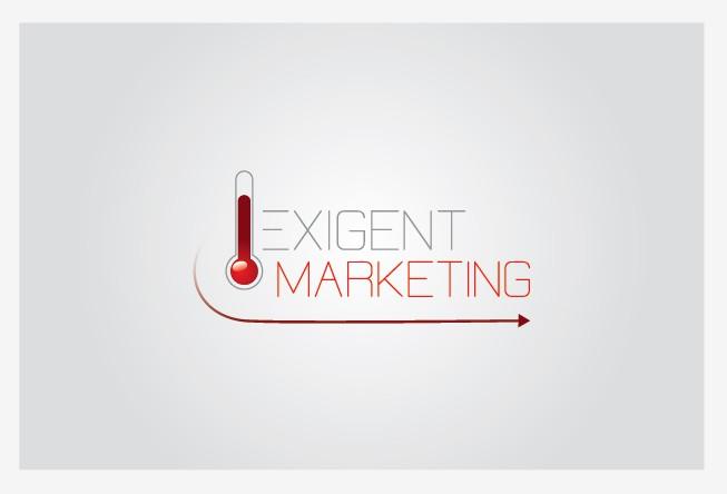Help Exigent Marketing with a new logo