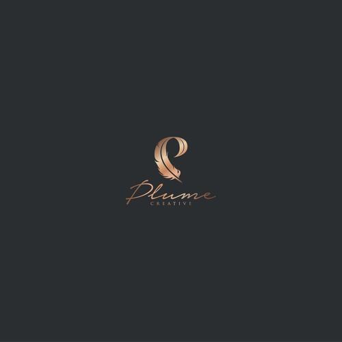 logo for plume