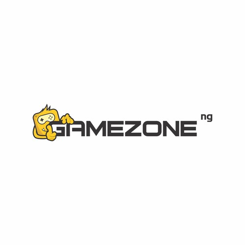 logo for gamezone