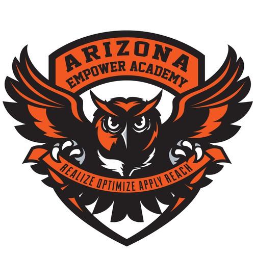 bold owl school mascot