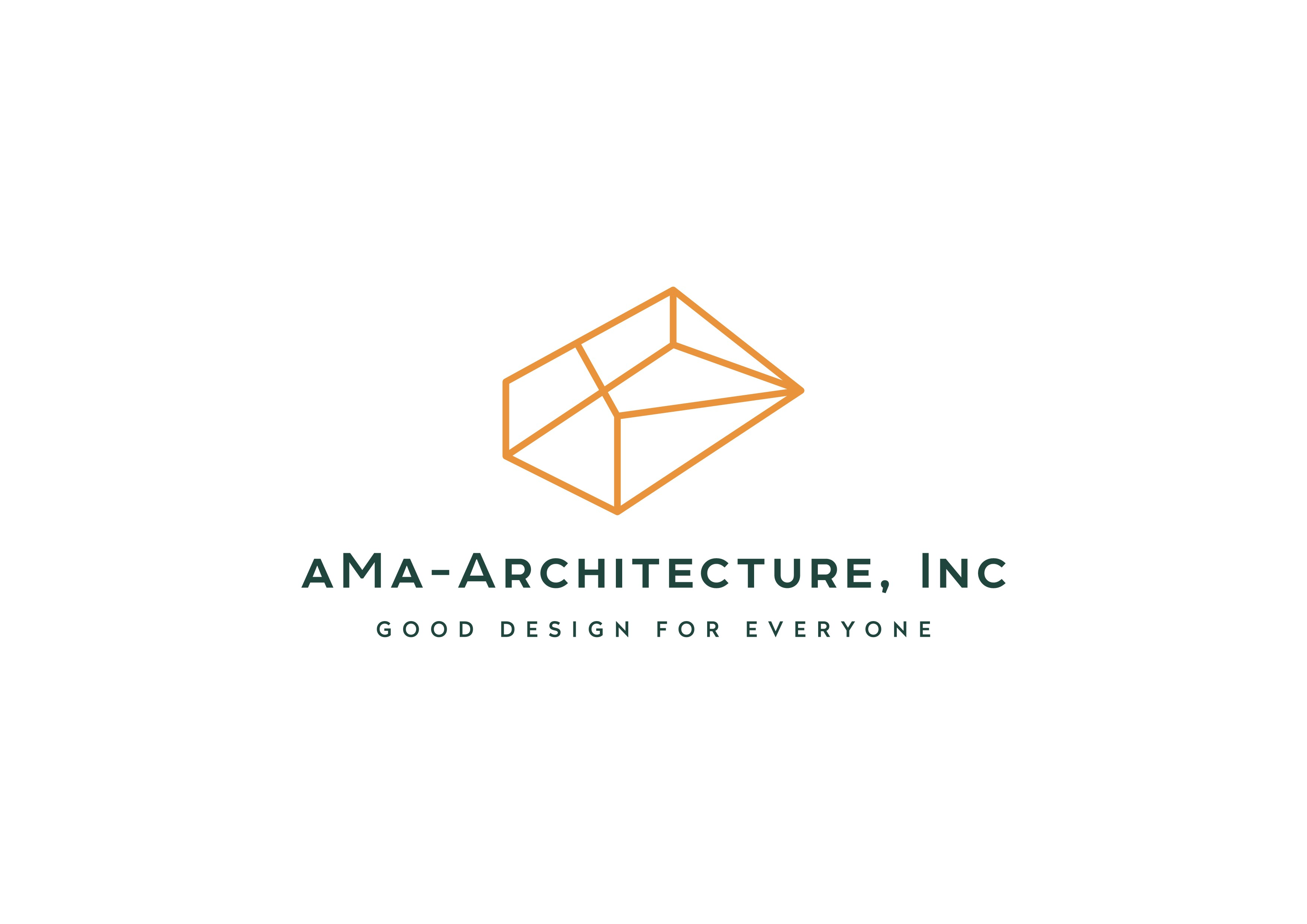 Modern, warm, friendly, clean logo needed for residential architect