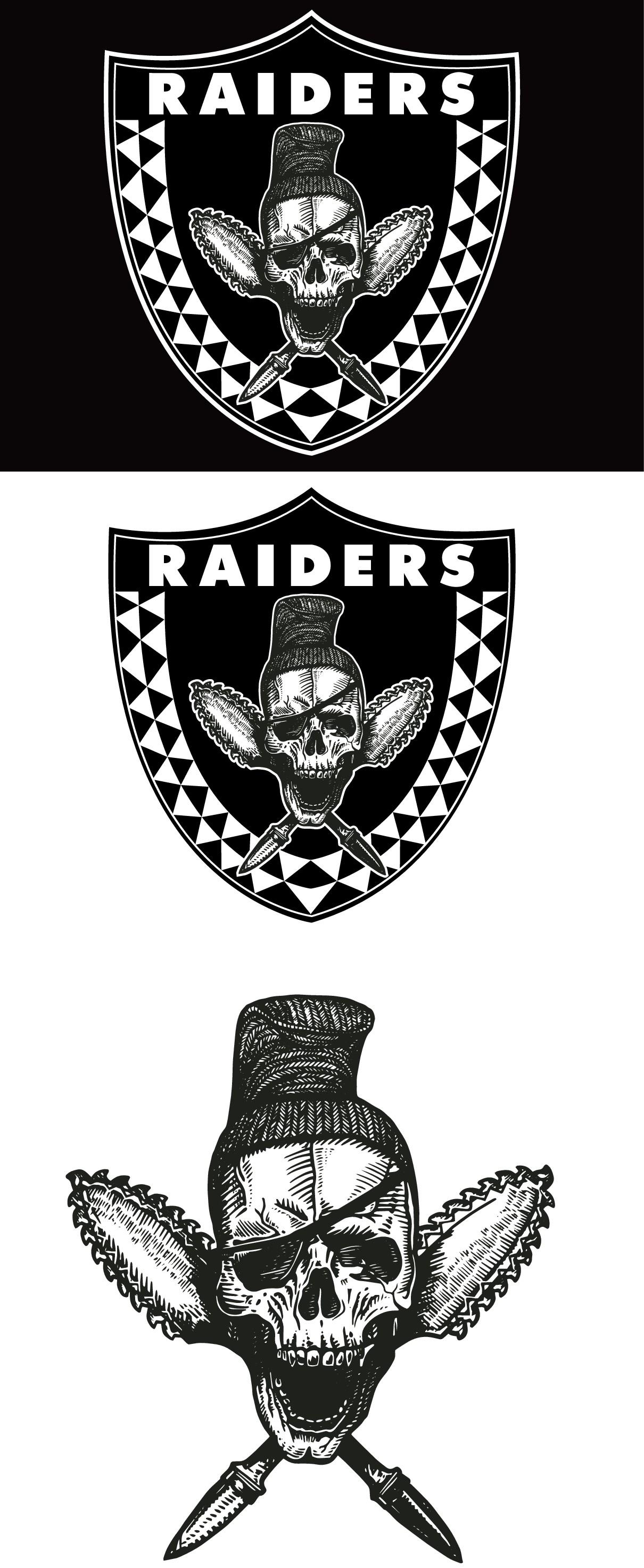 Hawaii fighters-raiders logo