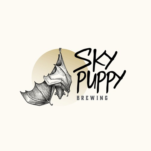 Visual Identity for Sky Puppy Brewing