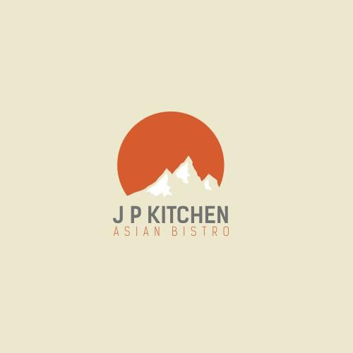 Logo for Asian restaurant