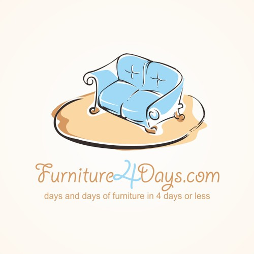 New Online Furniture Store Needs A Logo