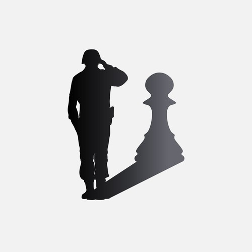 Soldier Pawn Logo